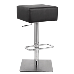 Fine Mod Imports Marshmallow Bar Stool