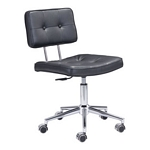 Zuo Modern Series Office Chair Black