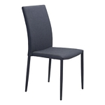 Zuo Modern Confidence Dining Chair Black