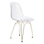 Zuo Modern Shadow Dining Chair
