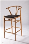 Fine Mod Imports Woodstring Bar Stool Chair