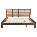 Zuo Modern Linea King Bed