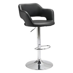 Zuo Modern Hysteria Bar Chair Black