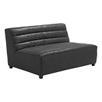 Zuo Modern Soho Loveseat Black
