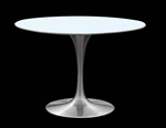 Fine Mod Imports Silverado Dining Table 60""