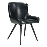 Zuo Modern Dresden Dining Chair Black