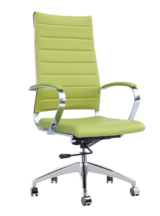 Green Desk Chairs facebook