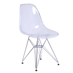 Fine Mod Imports GlossWire Dining Side Chair