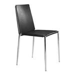 Zuo Modern Alex Dining Chair Black