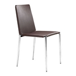 Zuo Modern Alex Dining Chair Espresso