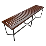 Fine Mod Imports Solid Bench 60""