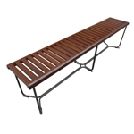 Fine Mod Imports Solid Bench 72""