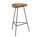 Fine Mod Imports Style Counter Stool