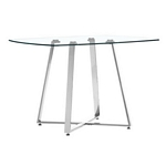Zuo Modern Lemon Drop Dining Table