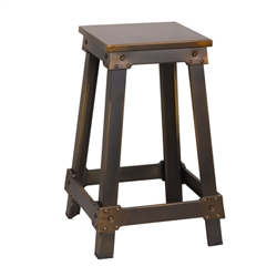 Fine Mod Imports Porch Counter Stool