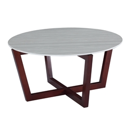 Fine Mod Imports Cross Coffee Table