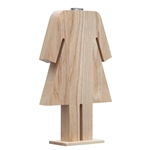 Fine Mod Imports Person Table Lamp Female