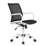 Fine Mod Imports Spare Office Chair Mid Back