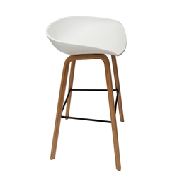 Fine Mod Imports Shen Odger Counter Stool