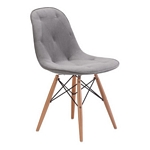 Zuo Modern Probability Dining Chair Gray