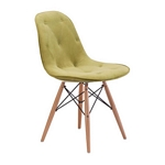 Zuo Modern Probability Dining Chair Green