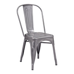 Zuo Modern Elio Dining Chair Gunmetal