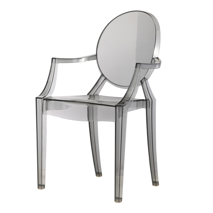 starck chair victoria clear transparent philippe louis edit product replica ghost