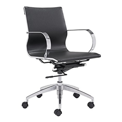 Fine Mod Imports Modern Conference Office Chair Mid Back