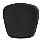 Zuo Modern Wire/Mesh Chair Cushion Black