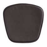 Zuo Modern Wire/Mesh Chair Cushion Espresso