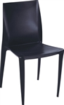 Fine Mod Imports Square ABS Dining Side Chair