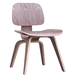 Fine Mod Imports Molded Plywood Dining Chair