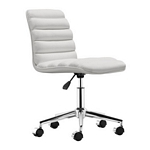 Zuo Modern Admire Office Chair White
