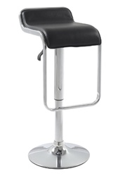 Fine Mod Imports Flat Lem Bar Stool Chair