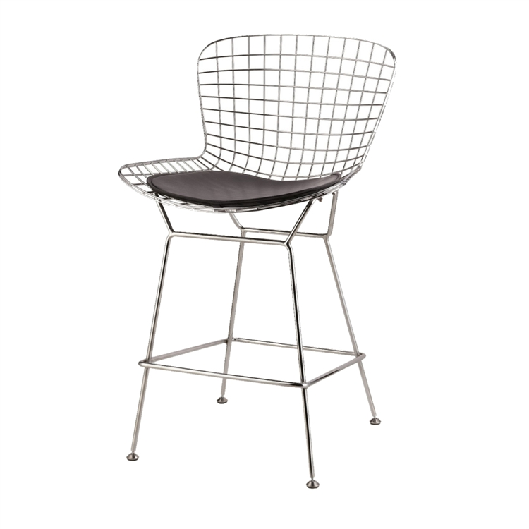 Bertoia Wire Chair bertoia wire style counter stool chair