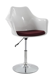 Fine Mod Imports Lilly Arm Chair