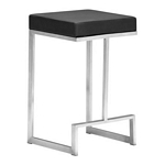 Zuo Modern Darwen Counter Stool Black