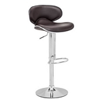 Zuo Modern Fly Bar Chair Espresso
