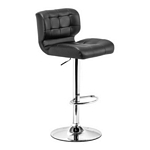 Zuo Modern Formula Bar Chair Black