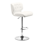 Zuo Modern Formula Bar Chair White