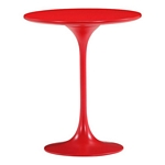 Zuo Modern Wilco Side Table Red