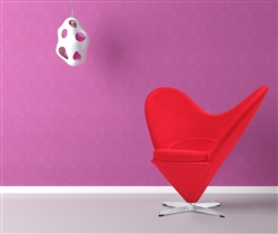 Fine Mod Imports Heart Cone Chair