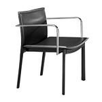 Zuo Modern Gekko Conference Chair Black