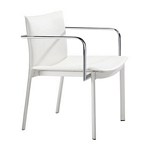 Zuo Modern Gekko Conference Chair White