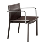 Zuo Modern Gekko Conference Chair Espresso