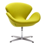 Zuo Modern Pori Arm Chair Pistachio Green