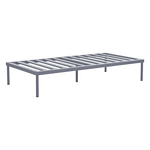 Zuo Modern Sand Beach Double Base Gray