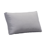 Zuo Modern Sand Beach Back Cushion Light Gray