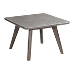 Zuo Modern Daughter Coffee Table Cement&Natural