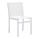 Zuo Modern Mayakoba Dining Chair White
